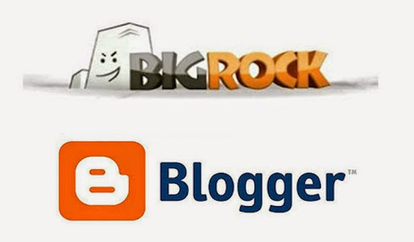 How To Connect A Blogger Blog To Your BigRock Domain