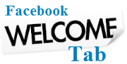 How To Add A Personalized Welcome Tab on Facebook Page
