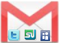 Add Social Network Icons Into Gmail Signature