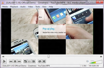 Play Jigsaw Puzzle Game On VLC Media Player While Playing A Video