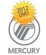 mercury navigation dvd