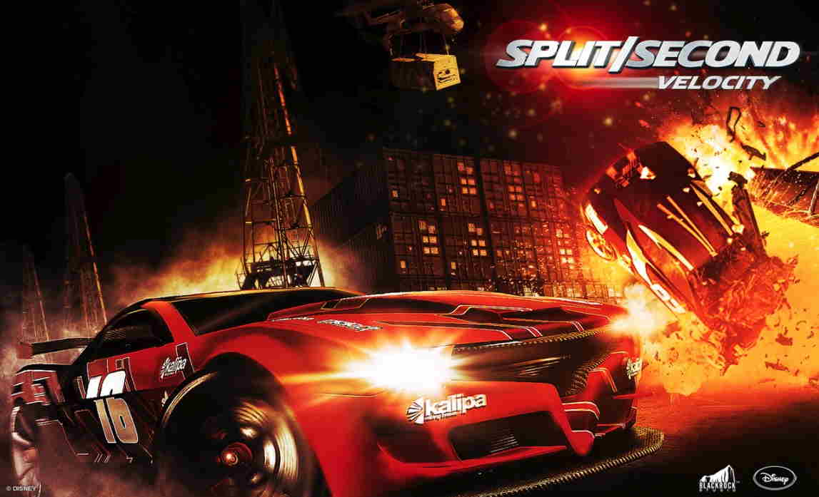 Split Second Velocity: The Best Action Car Racing Game