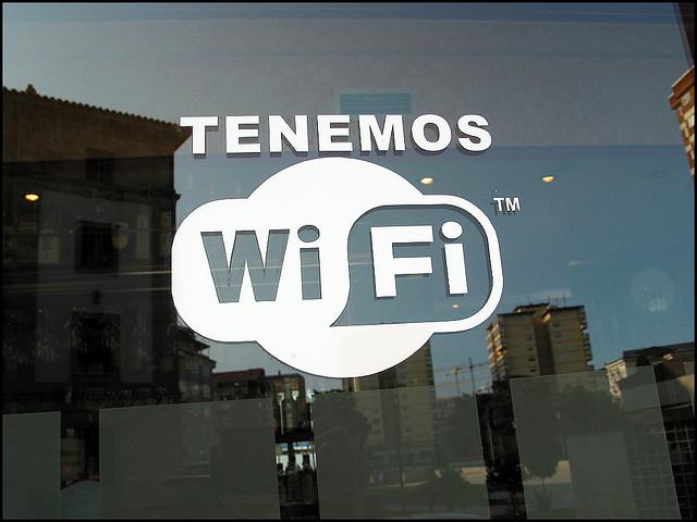 Using a Public Wifi Network