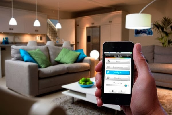 Four Benefits of Controlling Your Home with Your iPhone