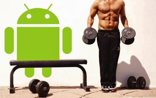 Top Five Android Apps to Improve Your Workout