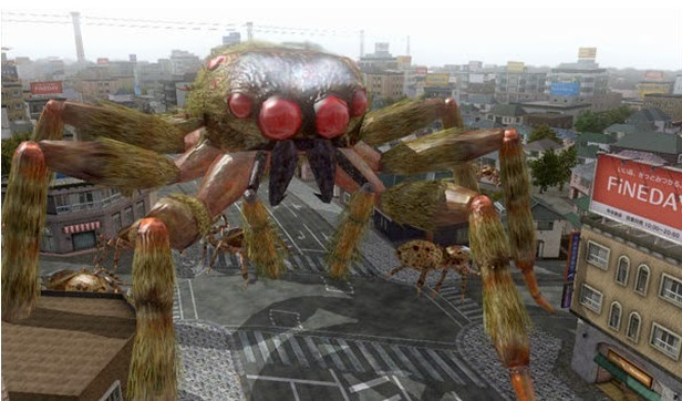 New Earth Defense Force ps4