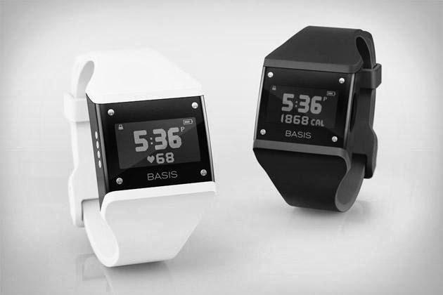 Basis Health Tracker for Fitness