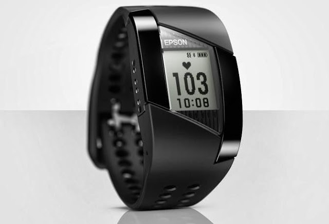 Epson Pulsense Watch