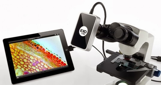 Focus Microscope Camera