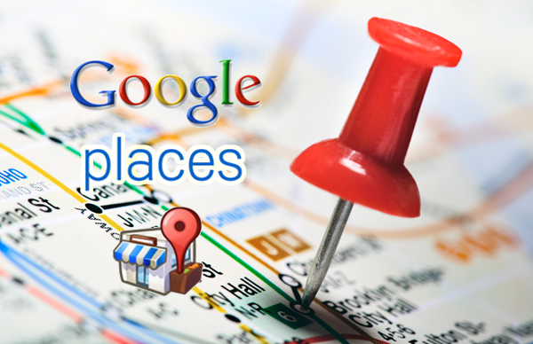 Google Map Places