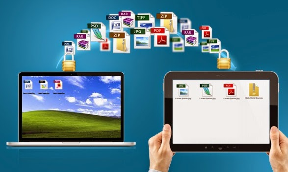 How to Share Files Using Team Viewer