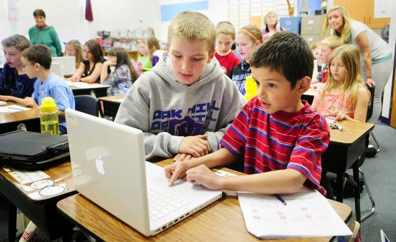 Good School Website Design