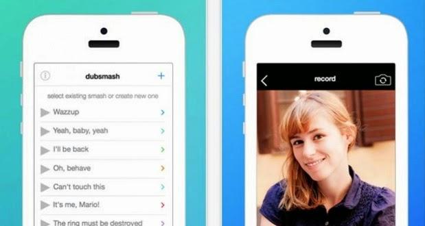 Dubsmash, Video Selfie App