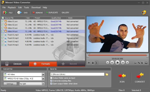 Movavi Video Converter for Windows