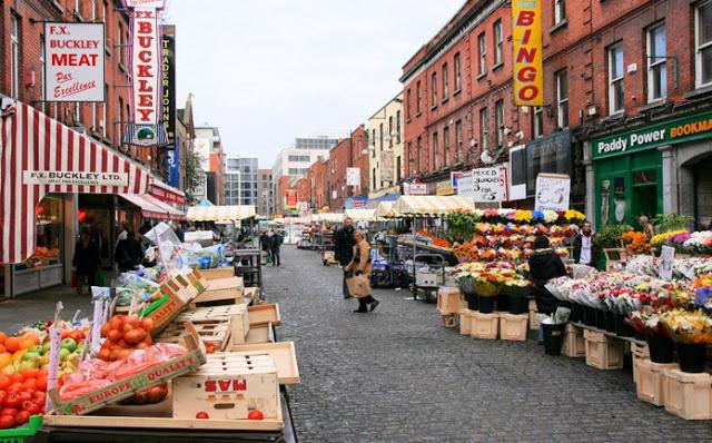vegetable, fruits market
