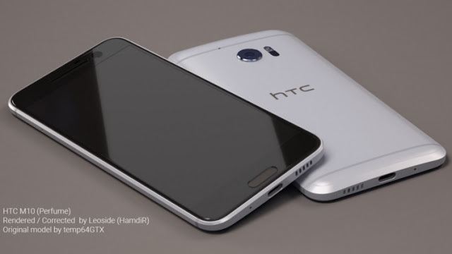 HTC 10 Will Come Equipped With Top Quality BoomSound Speakers