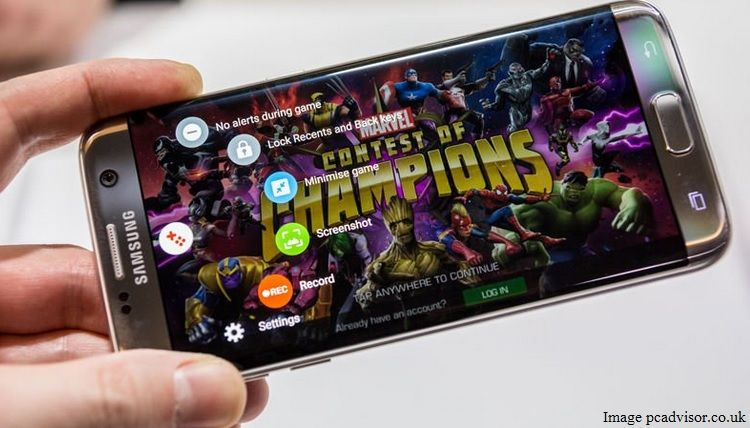 Galaxy S7 and S7 Edge Game Launcher