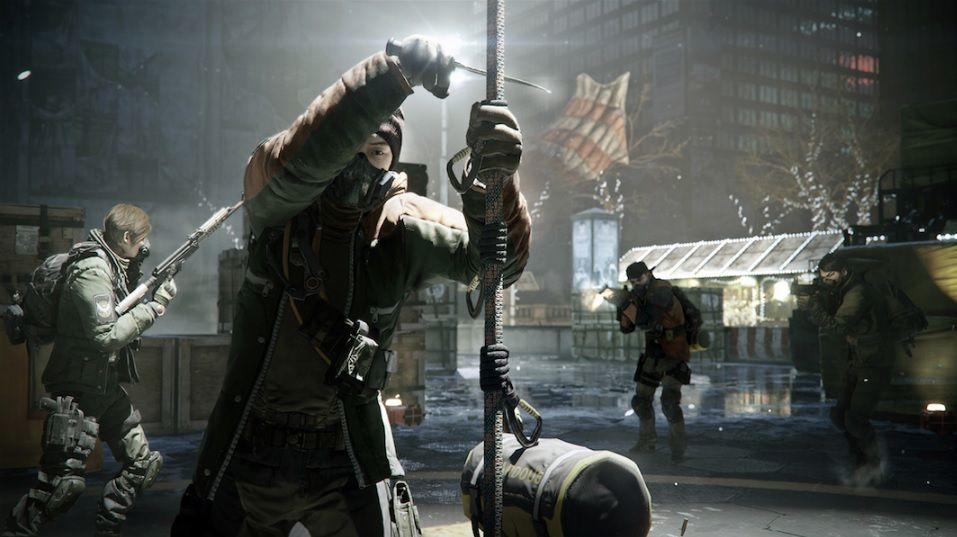 Tom Clancy's The Division new 1.2 Conflict Update