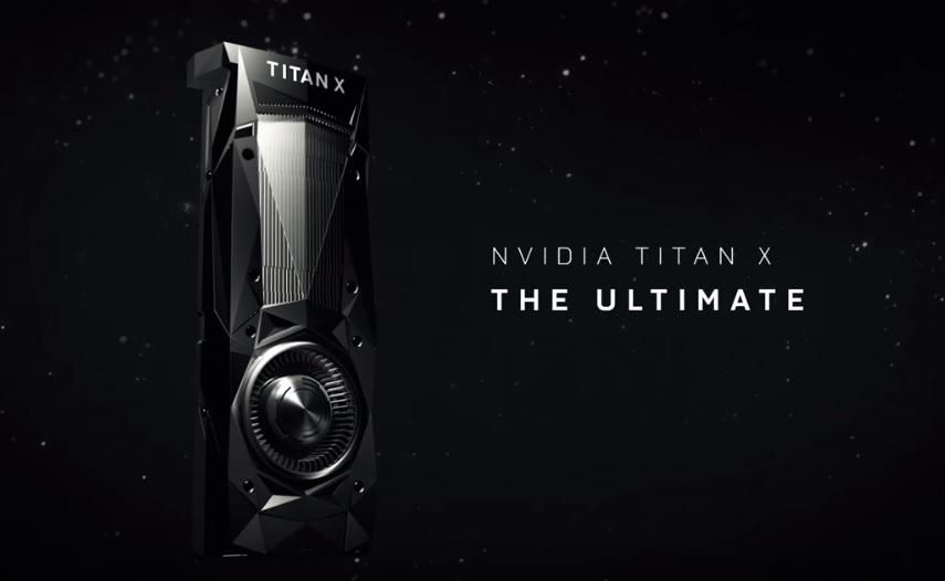 Nvidia's New $1,200 Titan X Graphics Card