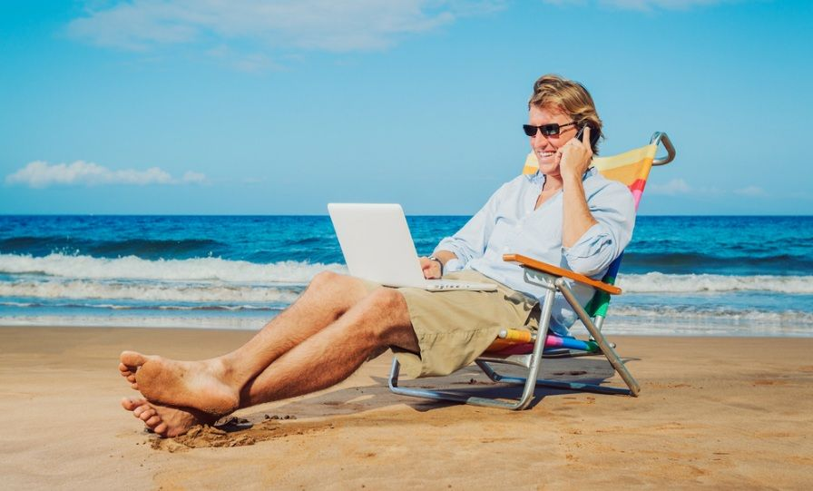 Top Tips For Working Effectively While You're Out Of The Office