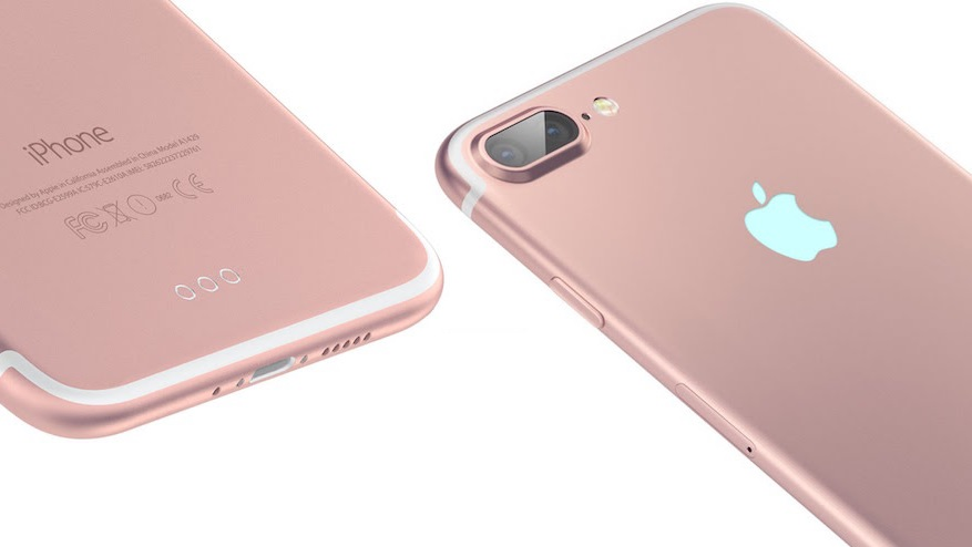 Here we Have the First iPhone 7 Plus Prototype Images Leaked