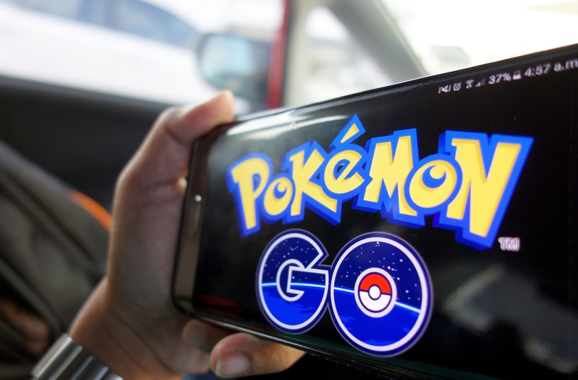 Safely tips for kids playing Pokémon GO