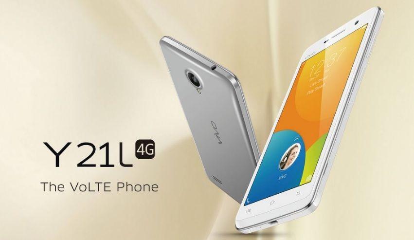 Vivo Launches Y21L Budget Smartphone