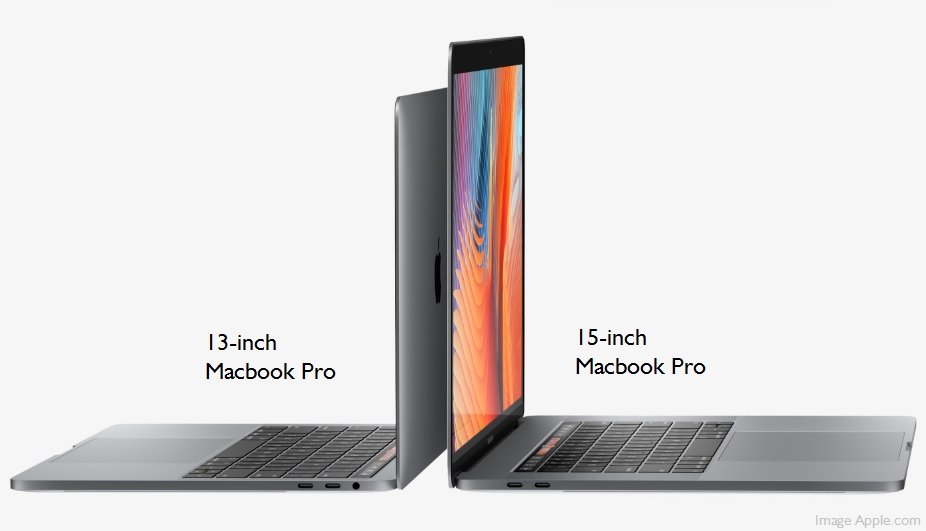 New 13-Inch and 15-Inch MacBook Pro