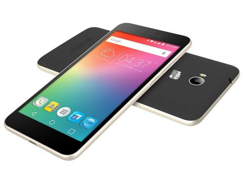 Micromax Canvas Spark 3
