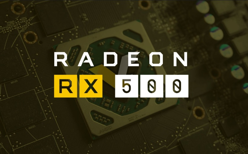 AMD Radeon RX 500 Series Graphics Cards Launched