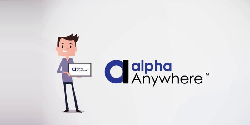 Alpha Anywhere