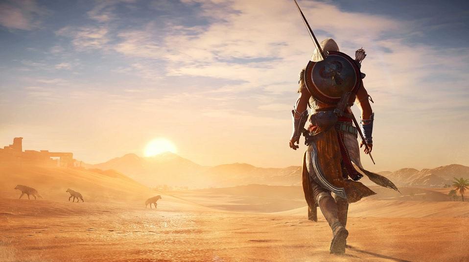 Assassin's Creed Origins Gameplay Screenshot