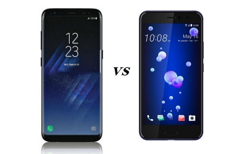 HTC U11 vs Samsung Galaxy S8, Which is Good? A Quick Comparison