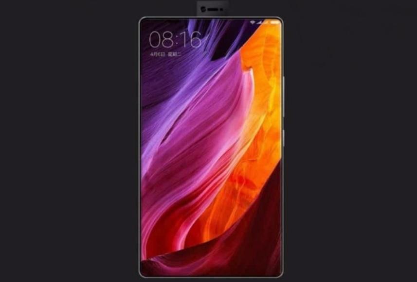 Xiaomi Mi MIX 2 Retail Box, Promo Images Shared Online