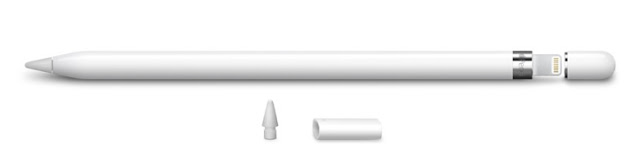 New Apple Pencil
