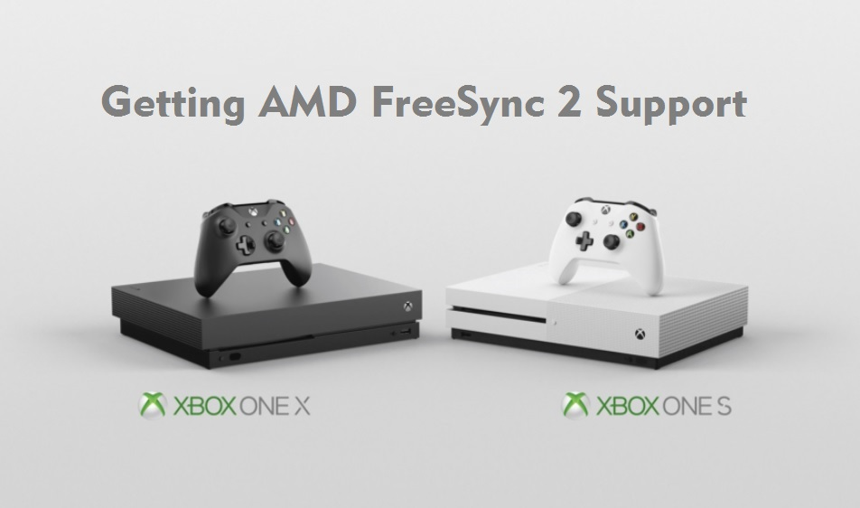 AMD FreeSync 2 Xbox One X