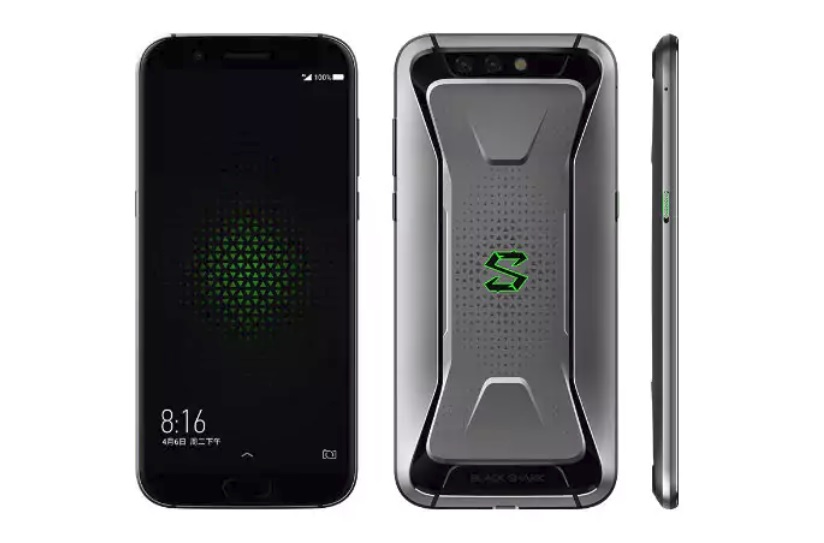 Xiaomi Launches Black Shark Gaming Smartphone