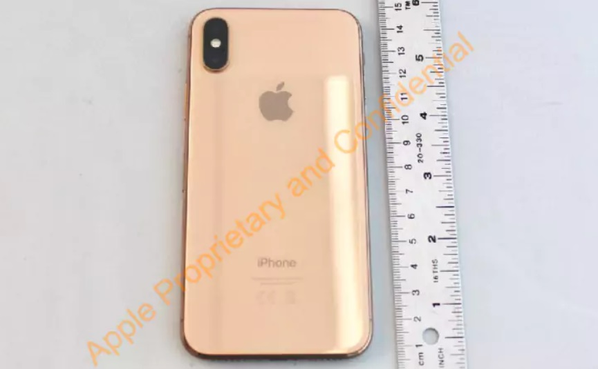 New iPhone X Gold Color Variant