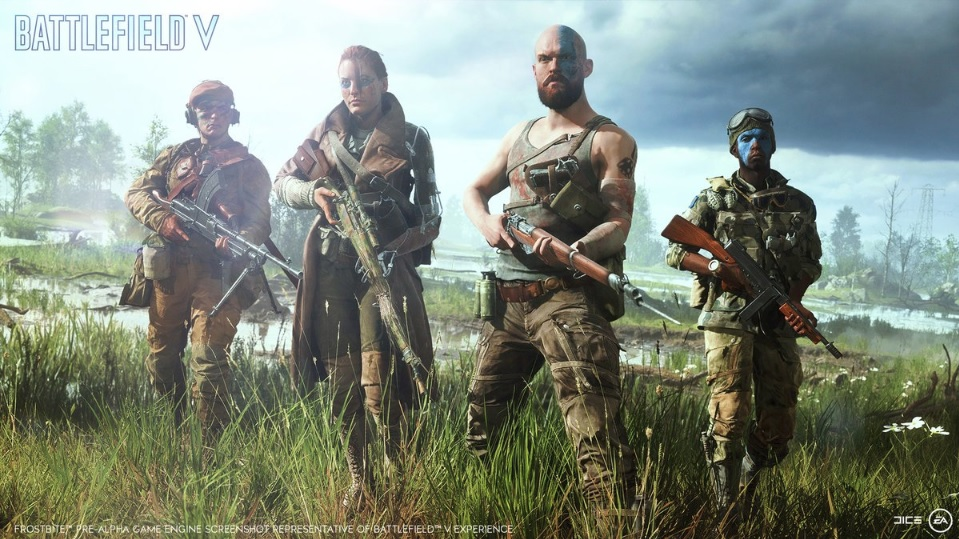 Battlefield V Will Not Include Loot Boxes