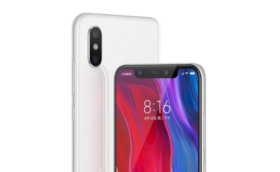 Xiaomi Launches Mi 8