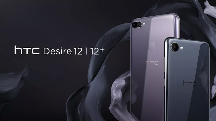 HTC Launches Desire 12 and Desire 12+ in India