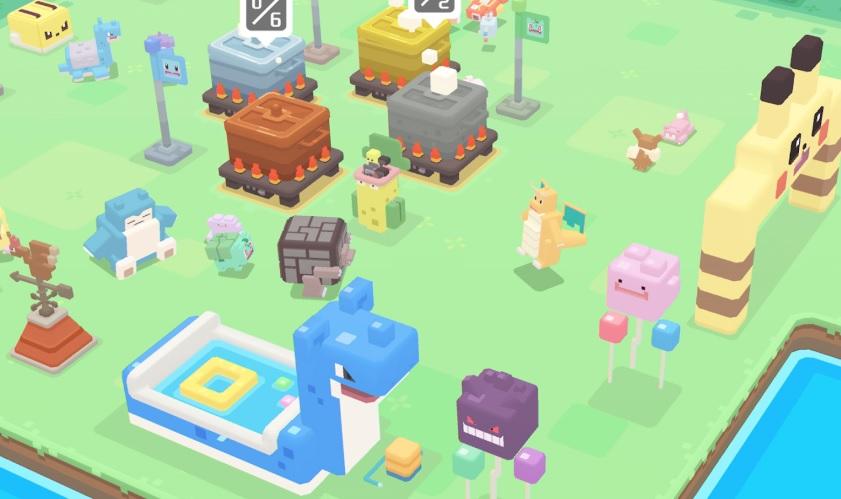 Pokemon Quest Items