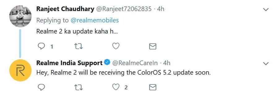 Realme Support