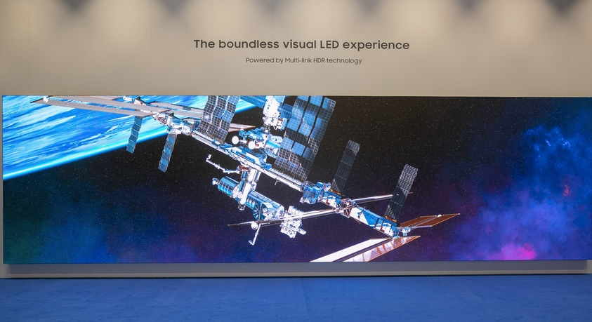 Samsung Multi-Link LED HDR