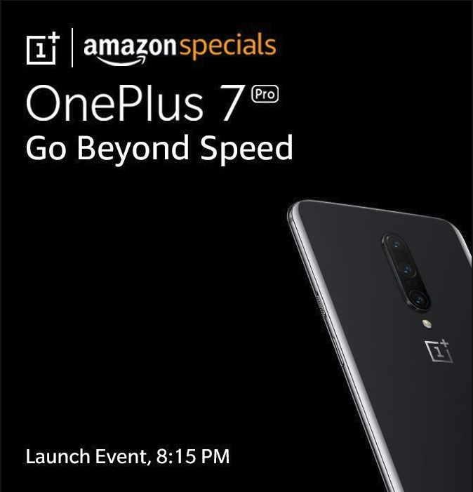 OnePlus 7 Pro Amazon
