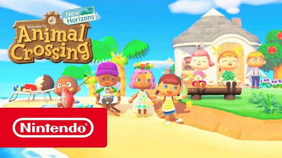 Animal Crossing Switch Model Might Get The Save Data Back Up