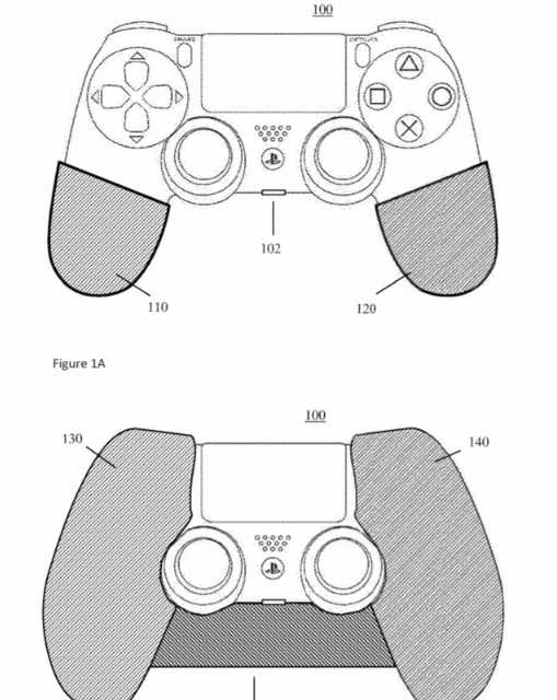 Dualshock 5 New Patent
