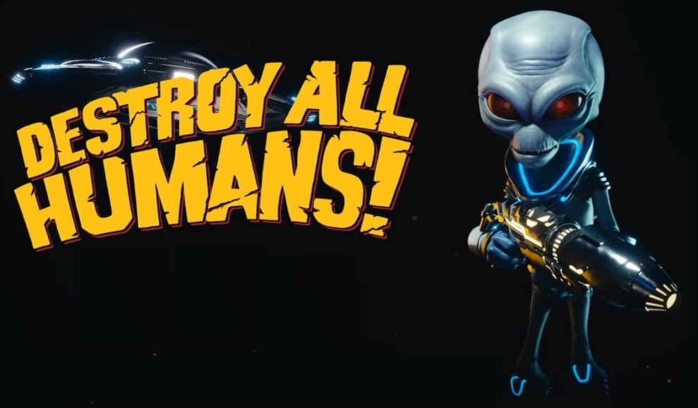 Destroy All Humans Release Date Announced, Check Out the ...