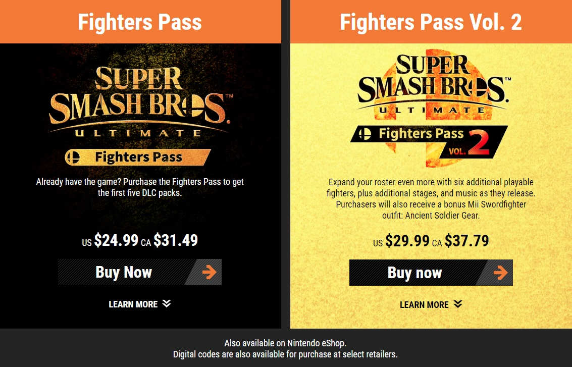 Fighters Pass Vol. 2