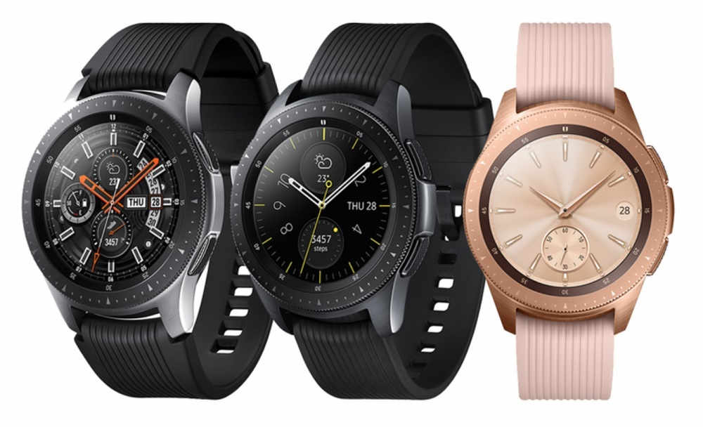 Samsung Galaxy Watch 3 live images spotted on NCC listing ...  |Galaxy Watch 3